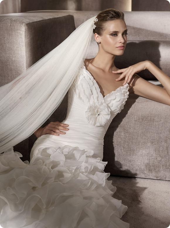 Brides Up North Wedding Blog: Eye Candy - Pronovias