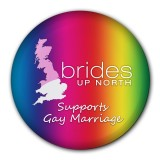 Brides Up North Supports Gay Marriage