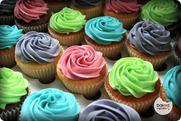 Brides Up North UK Wedding Blog: Baked Cupcakery