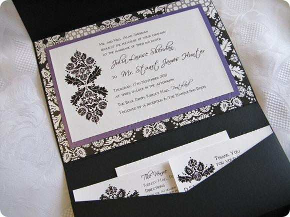 Brides Up North UK Wedding Blog: By Wendy Stationery