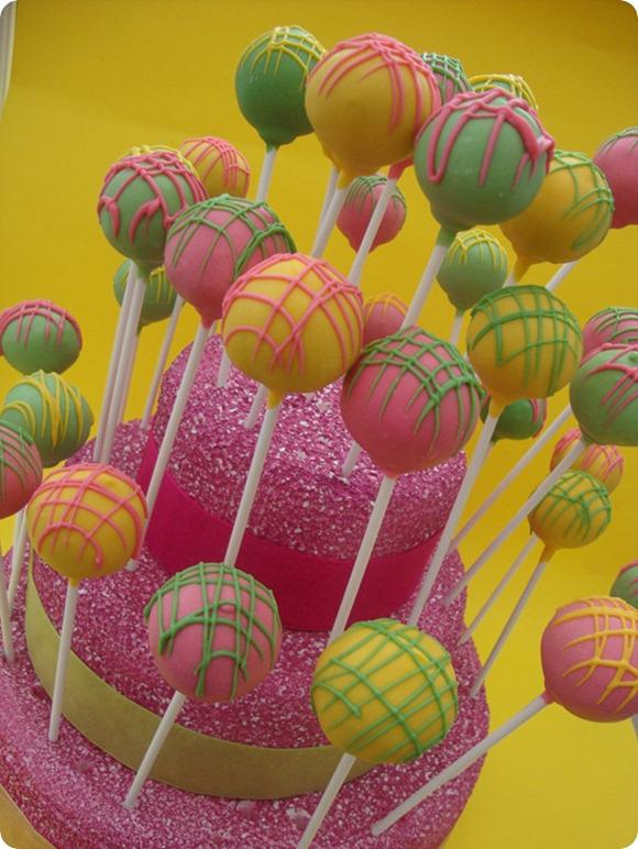 Brides Up North UK Wedding Blog: Popits Cake Pops
