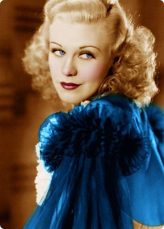 Brides Up North UK Wedding Blog: Ginger Rogers via Spinning Flag @ Deviant Art
