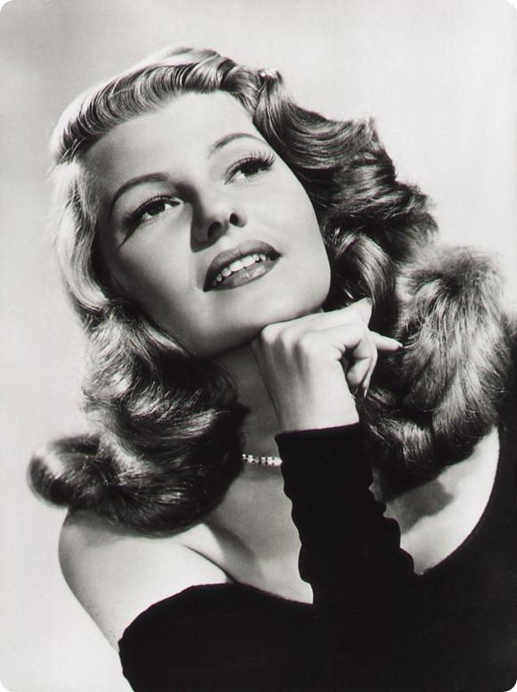 Brides Up North UK Wedding Blog: Rita Hayworth via freeinfosociety.com
