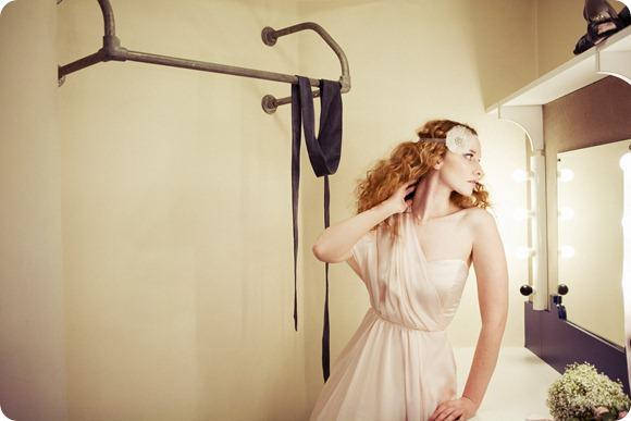 White Room Maid by Kate Harrod/ India Hobson Photography
